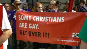Some Christians are gay